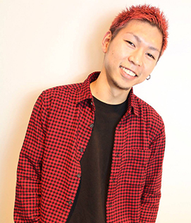 Makoto Tanaka title=円町店 店長